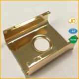 알루미늄 정밀도 Earphhone는 CNC 기계로 가공 부속을 분해한다
