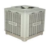 Der Irak-Plastikkarosserien-Verdampfungsluft-Kühlvorrichtung 18000m3/H für grünes Haus