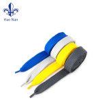 Nouveau type personnalisé le tour de toutes couleurs Shoelace ciré pour chaussures