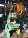 판금 제작 J23 펀칭기 괴상한 힘 구멍 뚫는 기구를 각인하는 100 톤