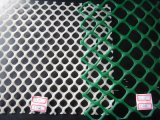 HDPE Geonet из штампованного Net