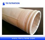 Sacchetto filtro del collettore di polveri di PPS per la centrale elettrica