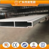 Aluminium de vente directe d'usine/Aluminio/profil en aluminium pour le profil de plaque de 95mm