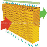 Agricultural Poultry Farm Evaporative Cooling System Cooling Pad