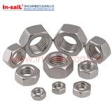 DIN798特別な基礎正方形ナット