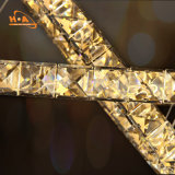 ホーム装飾のための中国の大きい現代水晶シャンデリア