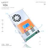 Regulador solar del cargador del regulador MPPT 40A para el sistema de la C.C. 12V/24V/36V/48V