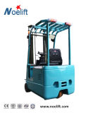 1ton verweisen Fabrik-Preis-elektrische drei Rad-Gabelstapler-Händler