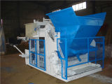 Qmy18-15 het Blok dat van de Laag van het Ei Machine maakt