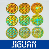 長方形のカスタム2D/3Dホログラムのステッカー、2D/3Dホログラムのラベル