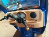 Carro de la granja de 3 ruedas del remolque camión eléctrico triciclo de carga de 3 ruedas