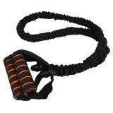 ゴム製乳液の体操の強さのトレーニングの抵抗バンドヨガの引きロープの練習バンド