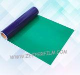 Film de protection bleu en PE pour les feuilles en aluminium