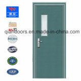 鋼鉄部屋のドアの二重ガラス眺めの耐火性の出入口