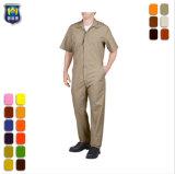 卸し売り働くWorkwearのオーバーオールの100%年の綿の人のつなぎ服