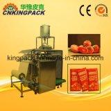 Machine d'emballage automatique de la sauce tomate /Machine d'emballage de la Sauce