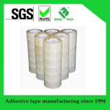 23 años del fabricante de la fuente BOPP de cinta clara adhesiva del embalaje