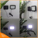 56 Al Aire Libre Jardín Solar LED Spotlight Lámpara con Sensor de movimiento PIR