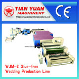 L'ouate matelas Ligne de Production (WJM-2)