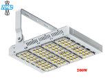 350W 옥외를 위해 입력되는 85-265V를 가진 높은 루멘 LED 플러드 빛에 60