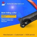 Emrw-6r-32-160-C25-2t, CNC-Hartmetall-Enden-Prägescherblock