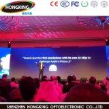 P3.91 de rafraîchissement élevé 3840Hz super clair mur vidéo LED en couleur
