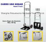 Caminhão de mão Foldable de alumínio (HT020)