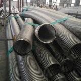 De Pijp van de Flexibele Slang van het roestvrij staal