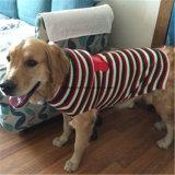 Ropa grande del animal doméstico del perrito de la talla de la ropa grande del perro