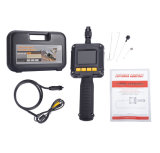 Gl9008 8mm endoscopio IP67 Resistente al agua con monitor LCD de colores de la cabeza de la cámara de mano de la Cámara de inspección Endoscopio