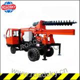Perforadora de la pila rotatoria de tierra hidráulica para la venta