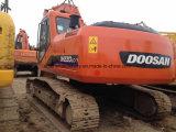 Verwendeter Doosan Dh220-7 Gleisketten-Exkavator Doosan 22ton Exkavator