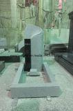 G633 en Indisch Zwart Graniet Heastones voor Kleine Grafstenen