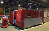 Palette échangeable équipée à la machine de découpage de laser du GS 1500W de Hans