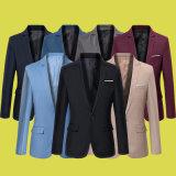 Form der beiläufigen Umhüllungen-Mann-Klage-Blazer Blazer-Männer beiläufige