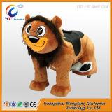 Электрическая езда заполненного животного от Wangdong