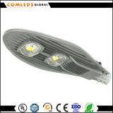 Alto indicatore luminoso di via freddo di lumen LED di bianco IP66 Meanwell per la sosta
