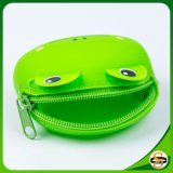 Free Sample Silicone Corner Purse Wallet for Gift