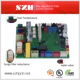 ODM 1.6mm 1oz Smart bidé PCB ASIENTO PCBA
