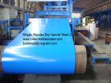 Het kleur Met een laag bedekte Staal PPGI Van uitstekende kwaliteit van de Rol van het Staal pre Gegalvaniseerde