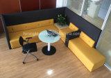 Gewebe-Typ Büro-Möbel-Freizeit-Sofa für Empfang