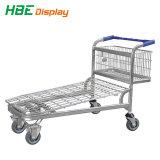 Plataforma de processamento de material de aço Trolley (carrinho