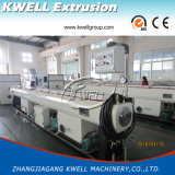 Extrusão da tubulação de água do PVC que faz a máquina/linha de produção rígida da tubulação do PVC