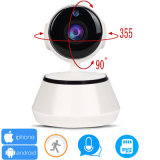 Interphone bidirectionnel Webcam PTZ sans fil WiFi Caméra IP intelligente