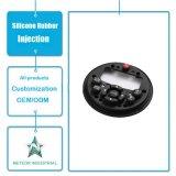Moulage personnalisé de clé en caoutchouc de silicones de véhicule de pièces d'auto de produits d'injection en caoutchouc de silicones