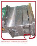 Fabricación plástica del molde de la pista plástica de la escoba