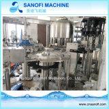Máquina de rellenar purificada botella plástica automática del agua
