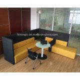 Moderner Typ Büro-Möbel-Freizeit-Gewebe-Sofa für Empfang