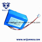 lithium-IonenBatterij 4000mAh voor Handbediende Multifunctionele Stoorzender