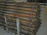 Rodillo de la tarjeta de los tablones del andamio del metal que forma la fábrica Egipto del fabricante de la máquina